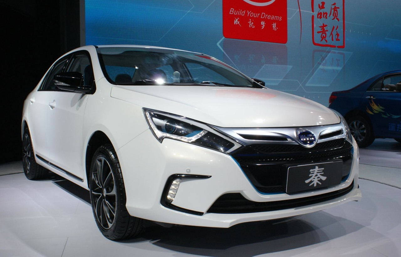 Byd Used Cars