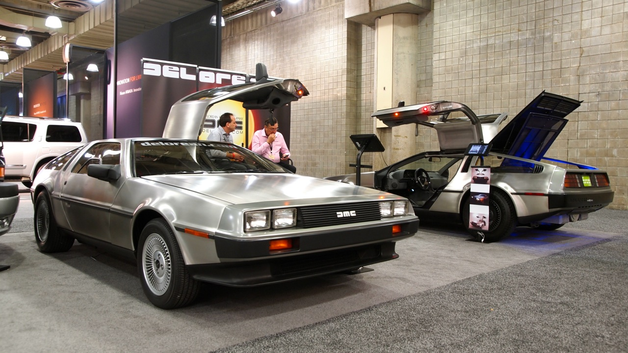 Gmc delorean specs