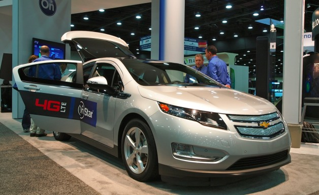 Sae World Congress >> Chevrolet Engineering Research Vehicle