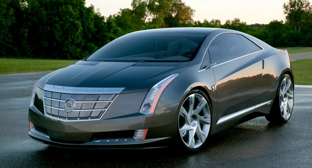 Cadillac will debut production ELR at next year's Pebble Beach Concours - Autoblog Green