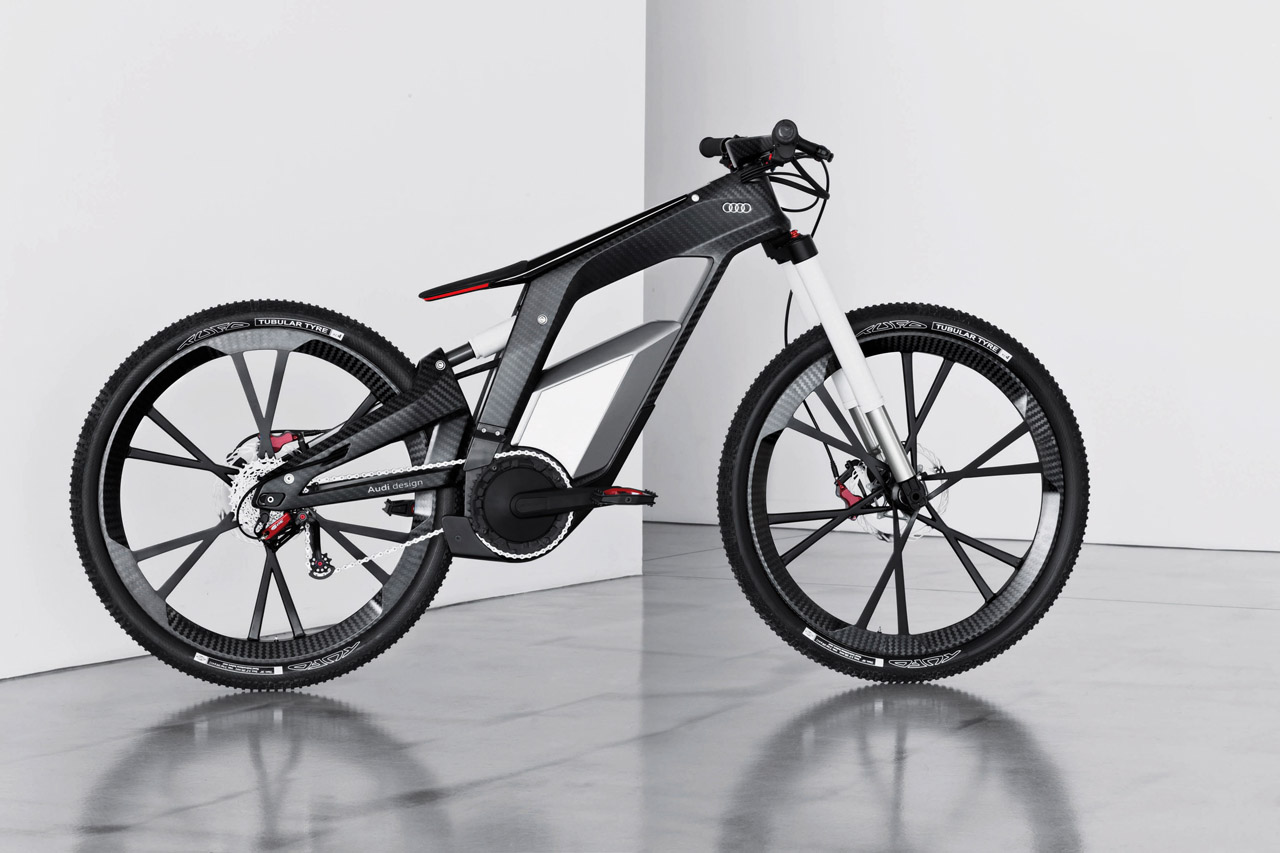audi e bike electric - photo #10