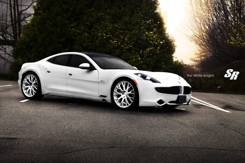 White Knight Fisker Karma Photo Gallery - Autoblog