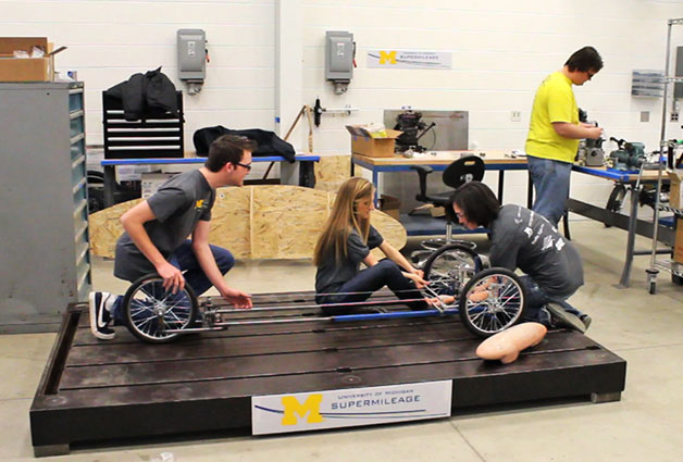 University of Michigan Supermileage Team
