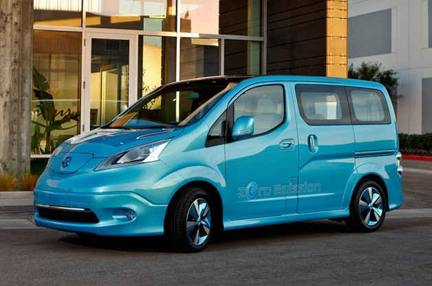 Nissan e-NV200 concept