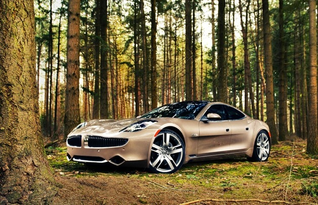 Eye Candy: Fisker Karma by Gijs Spierings - Autoblog Green