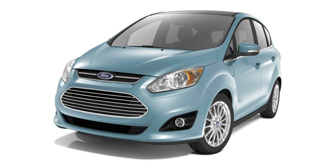ford c-max energi plug in hybrid