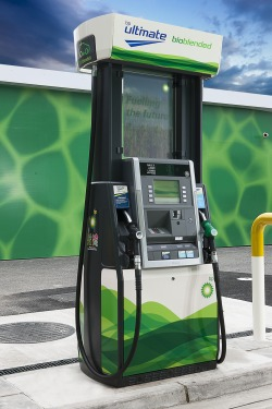 BP fuel future london olympics