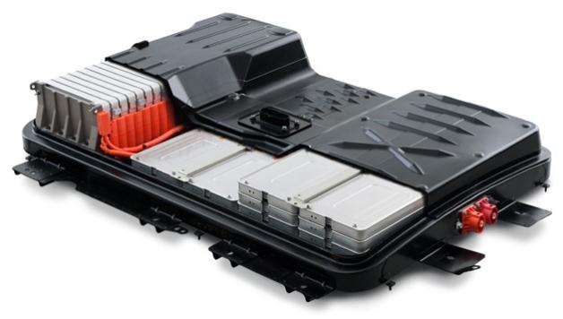 li-ion automotive battery pack