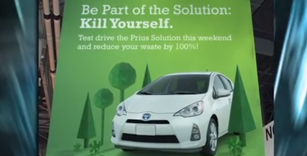 toyota prius solution