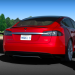 telsa model s supercharging