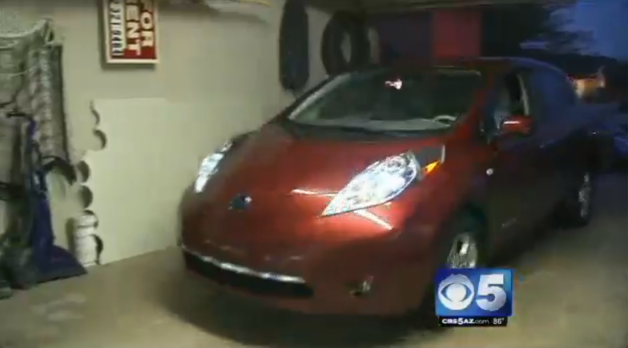nissan leaf lemon law buy-back