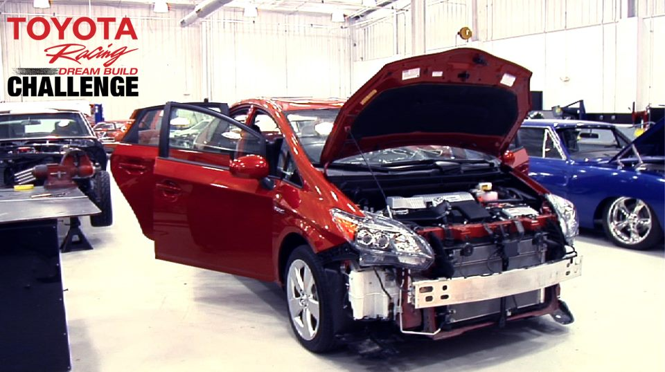 RKM Performance Center's 'Tekked-Out' Prius