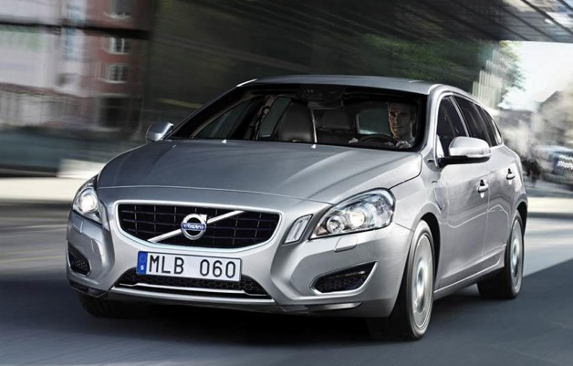 volvo v60 diesel hybrid