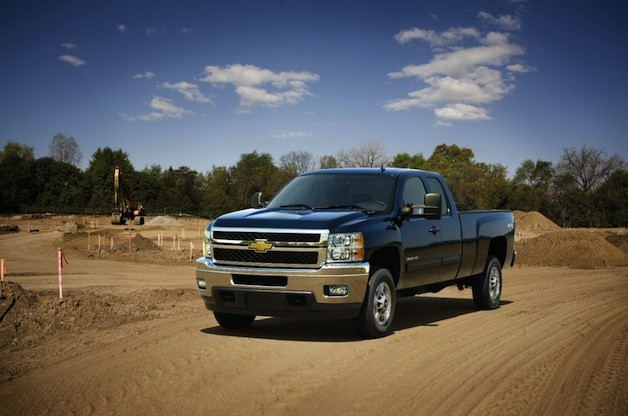 Chevrolet Silverado HD