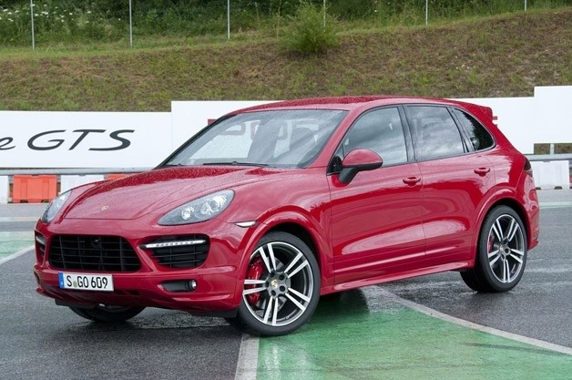 porsche cayenne gts