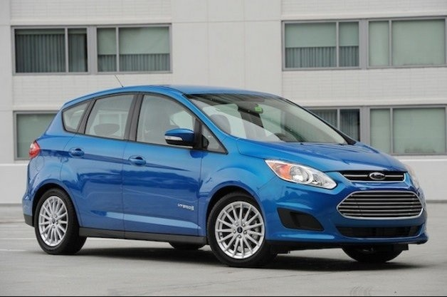 Ford C-Max Hybrid