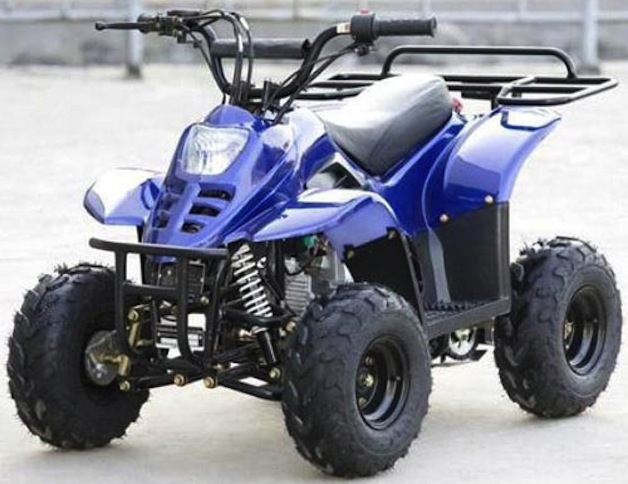 NST's all-terrain vehicle