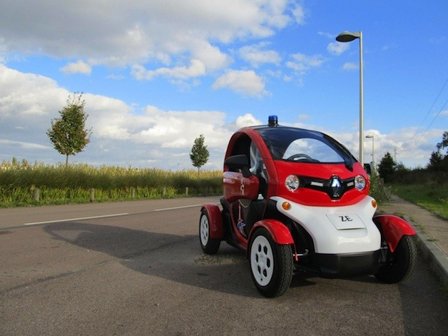 Renault Twizy EV