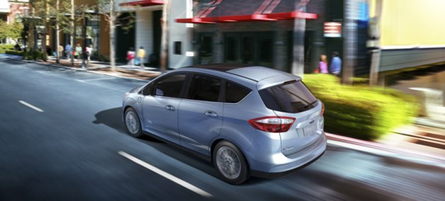Ford C Max Energi Gains Access To New York Hov Lanes