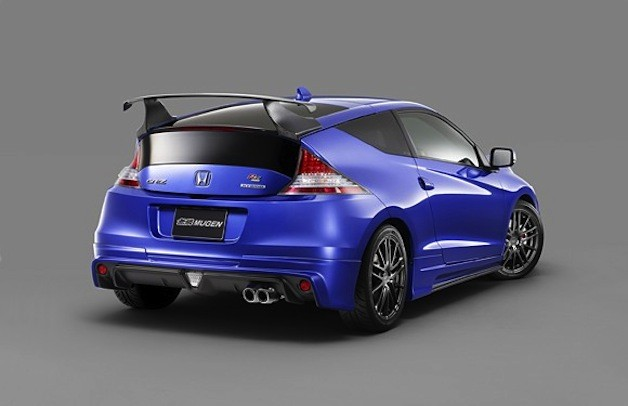 Honda's Mugen CR-Z variant