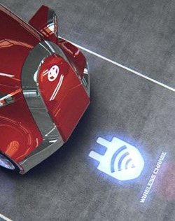 toyota fun vii wireless charging