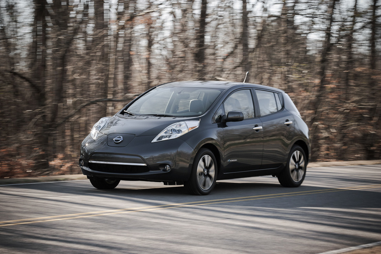 Incentives for buying nissan leaf