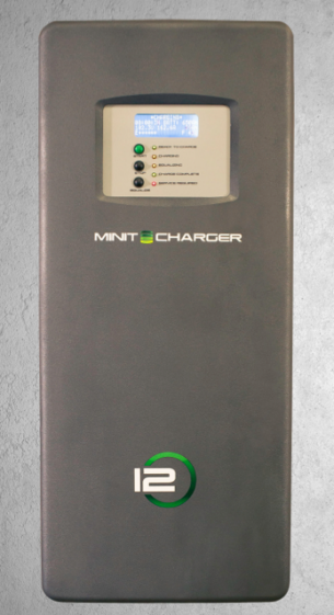 ecotality minit 12 charger