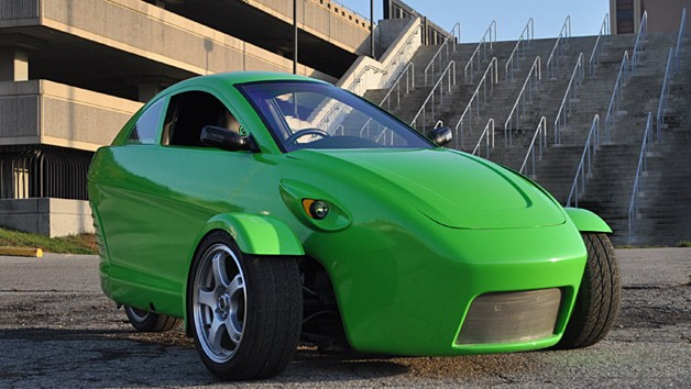 Elio Motors buys old GM plant in LA, plans to build 84-mpg, $6,800