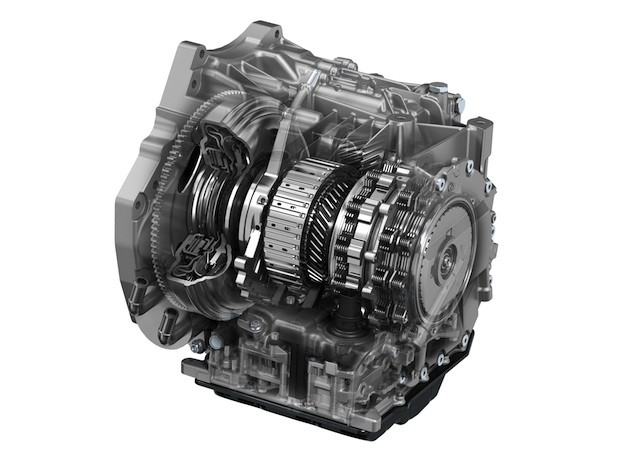 Mazda's SkyActiv transmission