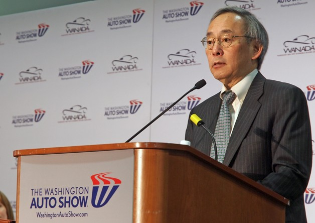 doe energy secretary steven chu