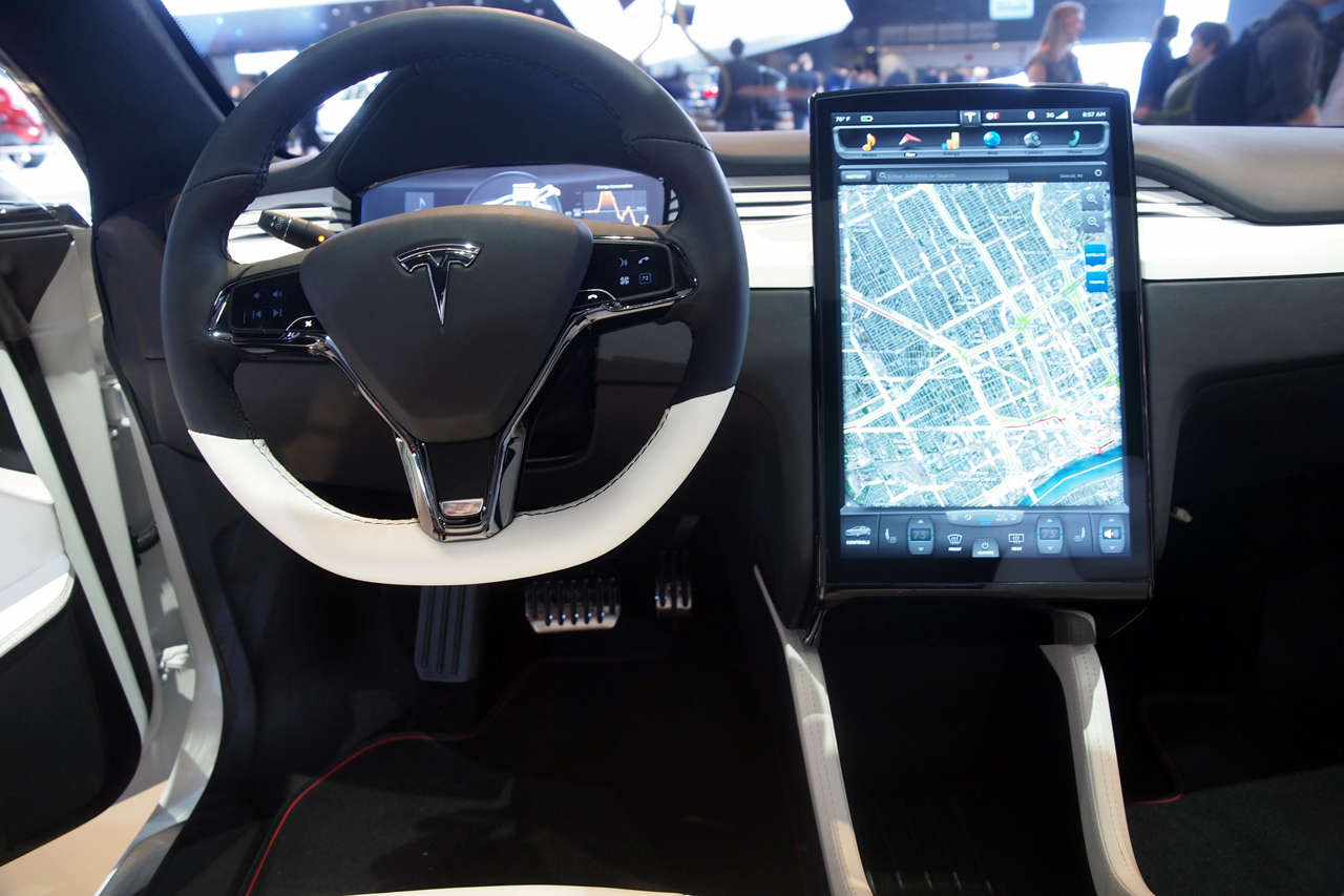 Tesla model x suv interiors quotes for Tesla model x interieur