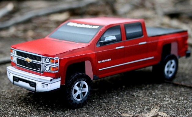 2014 chevrolet silverado model