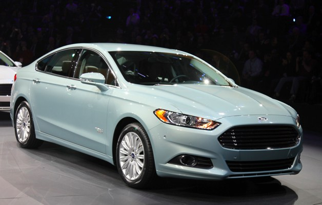 ford fusion energi
