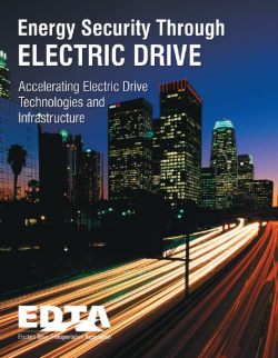 edta 2013 energy security through electric drive