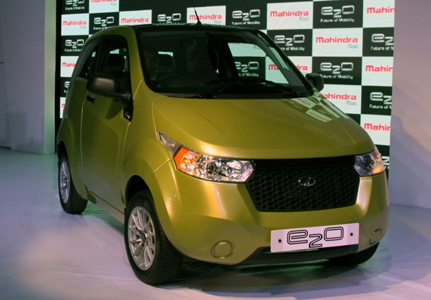 The Mahindra e20