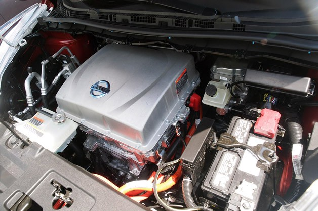 2013 Nissan Leaf electric motor