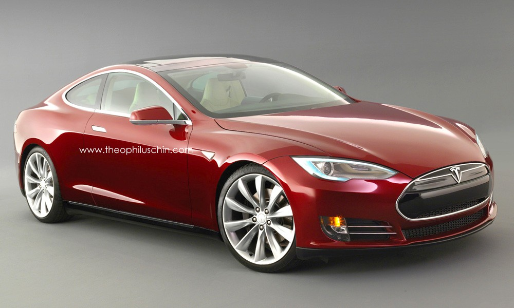 Tesla Model S Coupe rendered, looks like a winner [w/poll ...