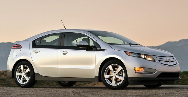 Volt's 16.5-kWh battery capacity between the 2013 and 2014 model years