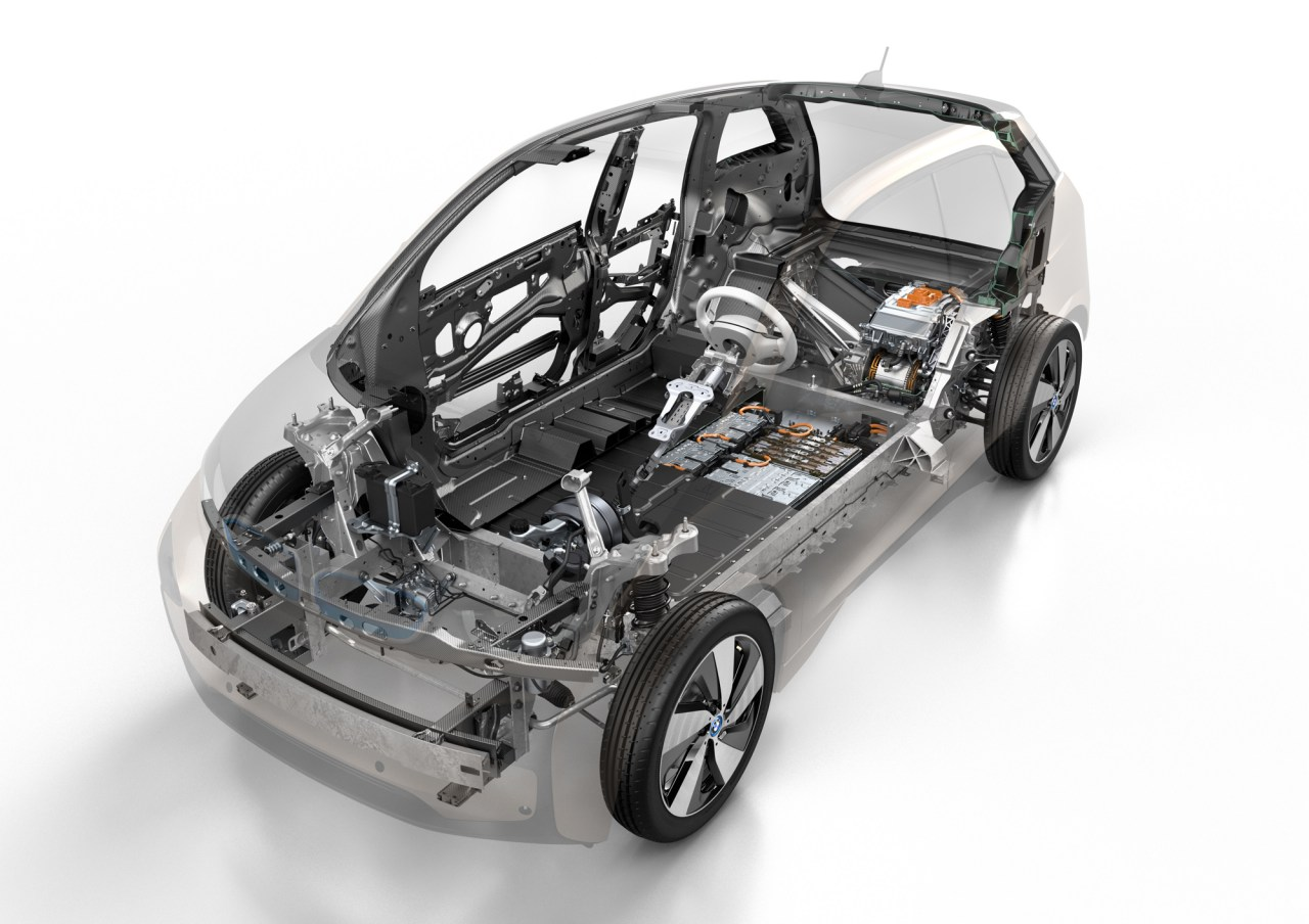 Bmw I3 Called Most Revolutionary Car Since Ford Model T