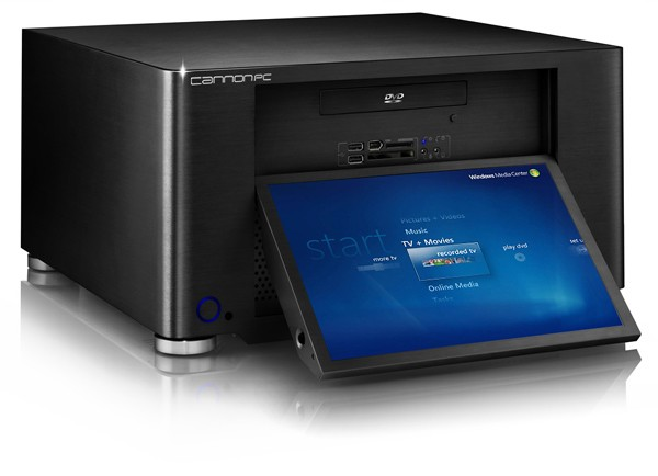 Cannon PC HTPC case