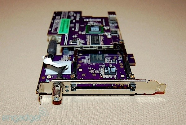 cablecard tuner card