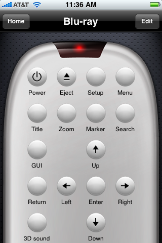 ipod touch remote