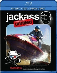 Jackass 3 - Blu-ray