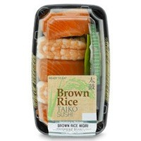 Packaged Brown Rice Sushi