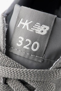 HKNB Close Up of Sneaker