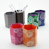 Galison pen holders