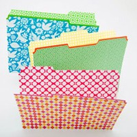 Jonathan Adler file folders