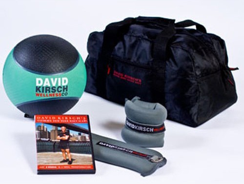 David Kirsch's Gym in a Bag