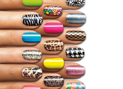 Sally Hansen Nail Effects Nail Stickers