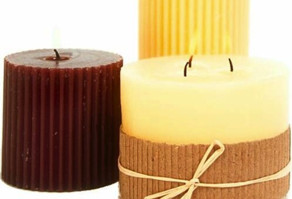 Candles for Home Decor Fall article